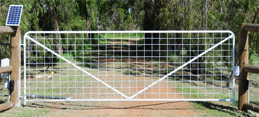 Farm Gate Opener
