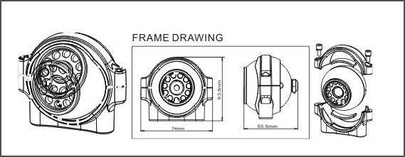 Forklift Camera Safety System