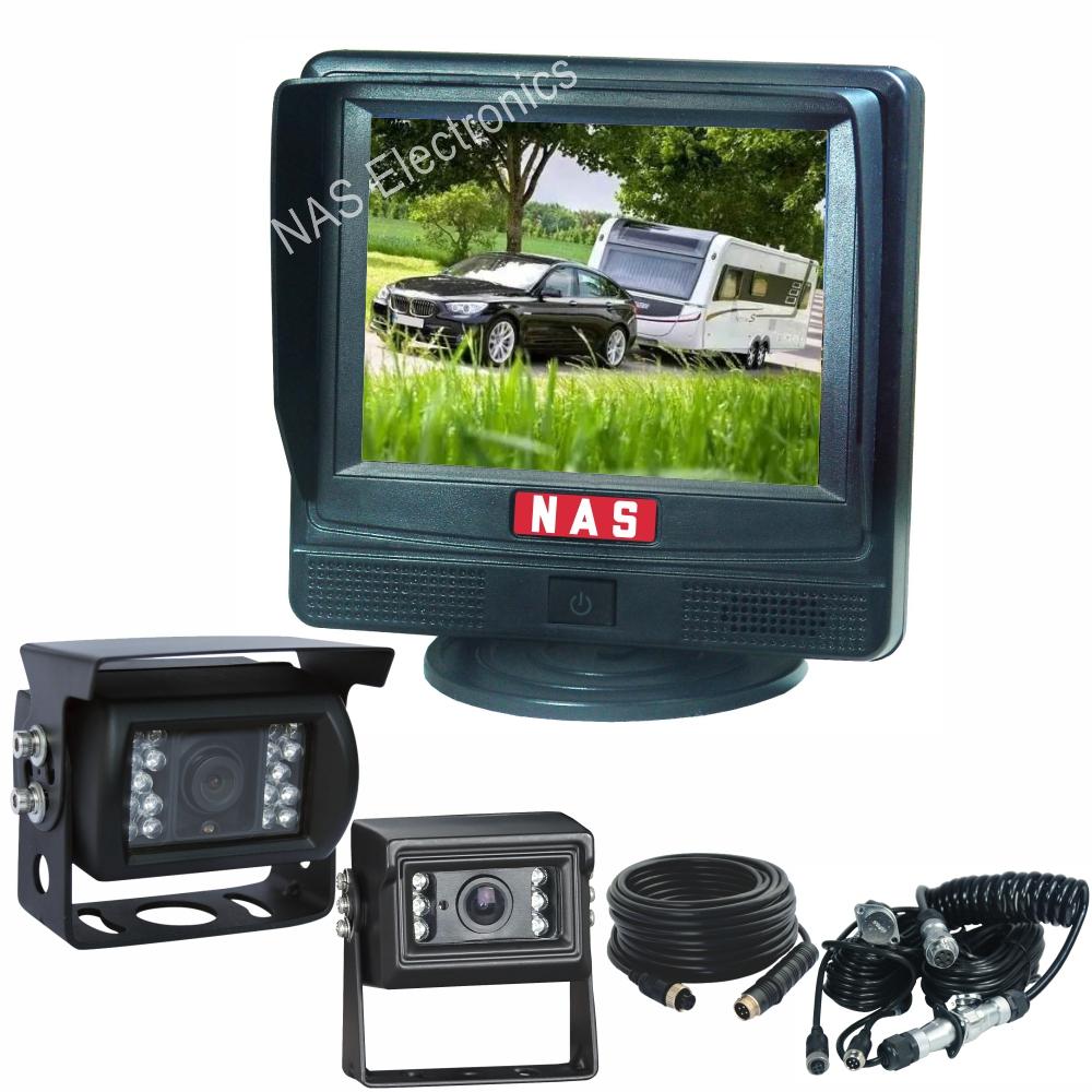 "3.5"" Caravan Reversing Camera Kit"