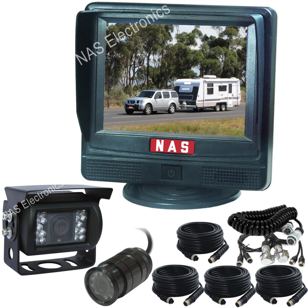 3.5inch Caravan Reversing Camera Kit
