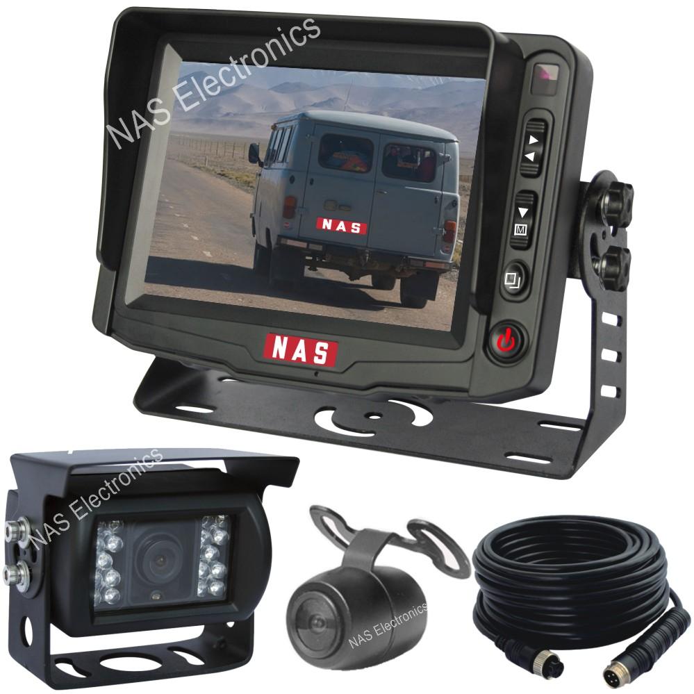 Vehicle Rear View Monitor Kit