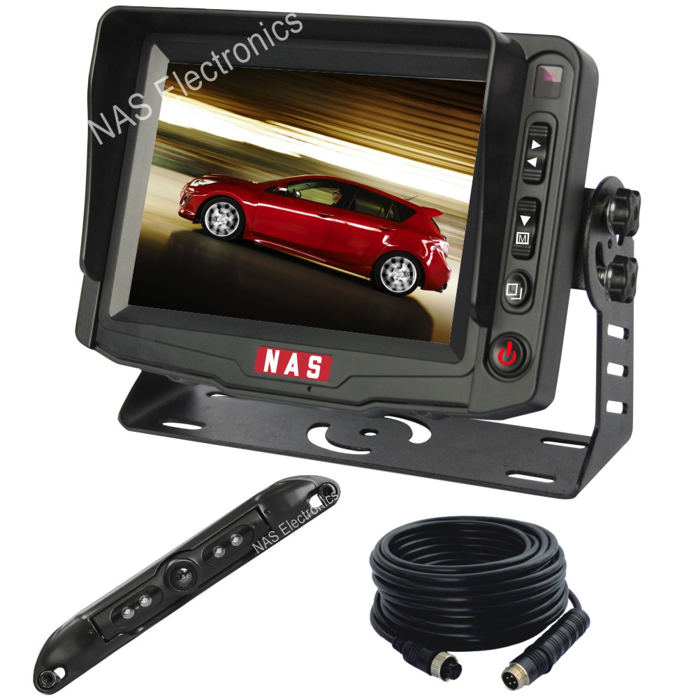 5inch Car Reversing Camera Kit
