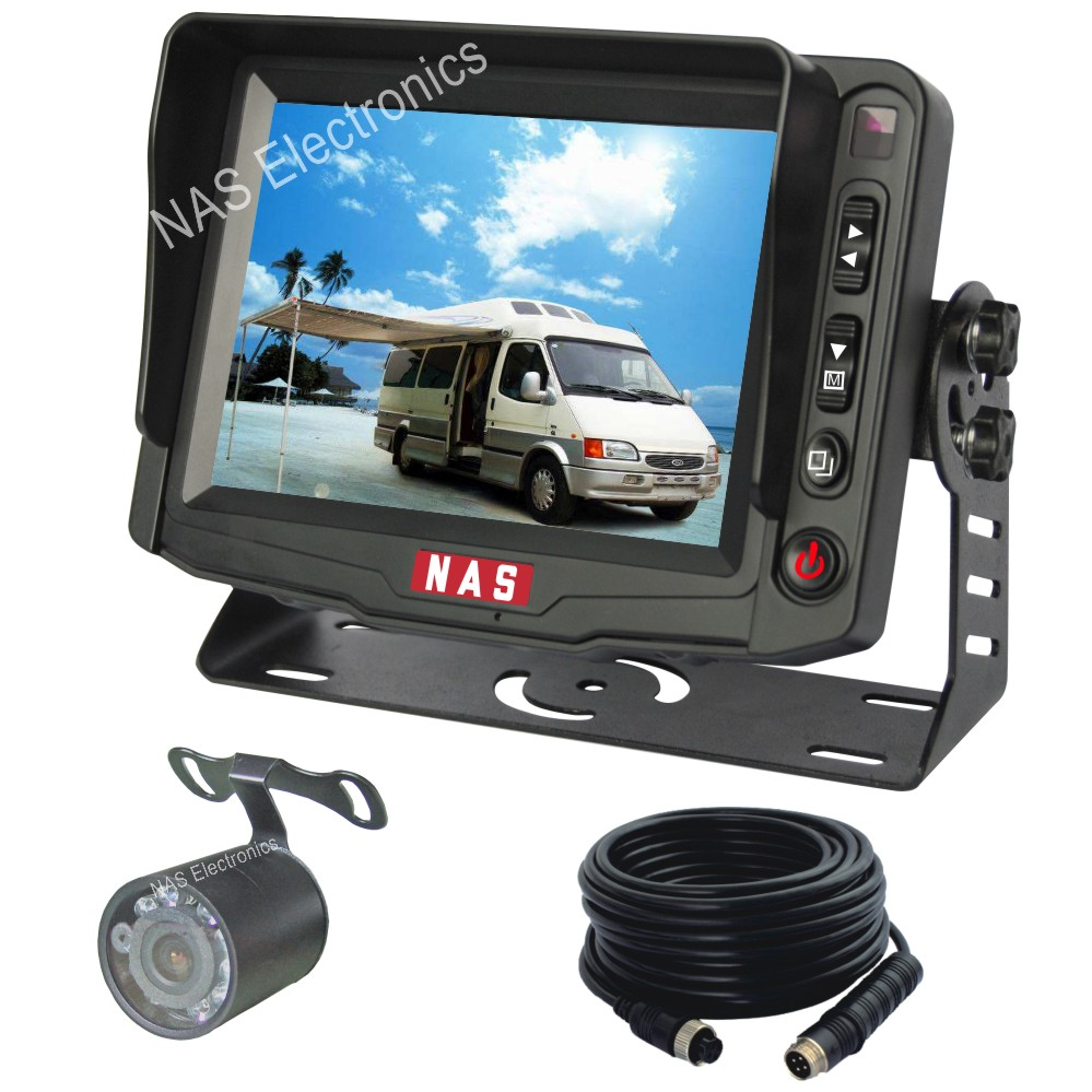5inch Vehicle Rear View System