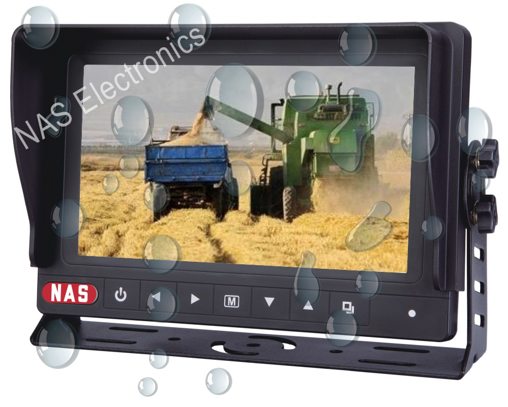 7inch Digital Wireless Waterproof Monitor