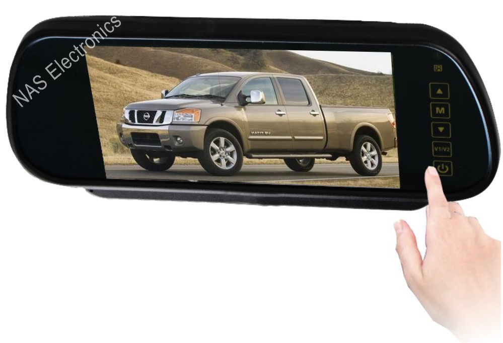 7inch Car Reversing Mirror Monitor
