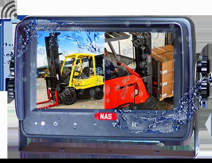 AHD Digital Wireless Waterproof Monitor