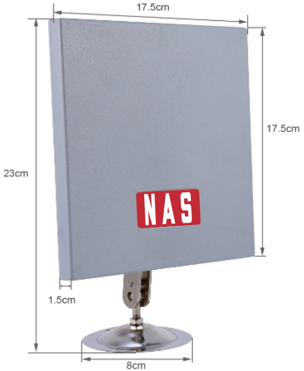 14dBi WiFi Directional Antenna Dimensions