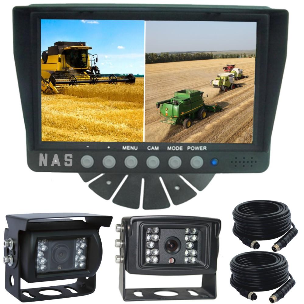 7inch Farm View Monitor Camera Kit