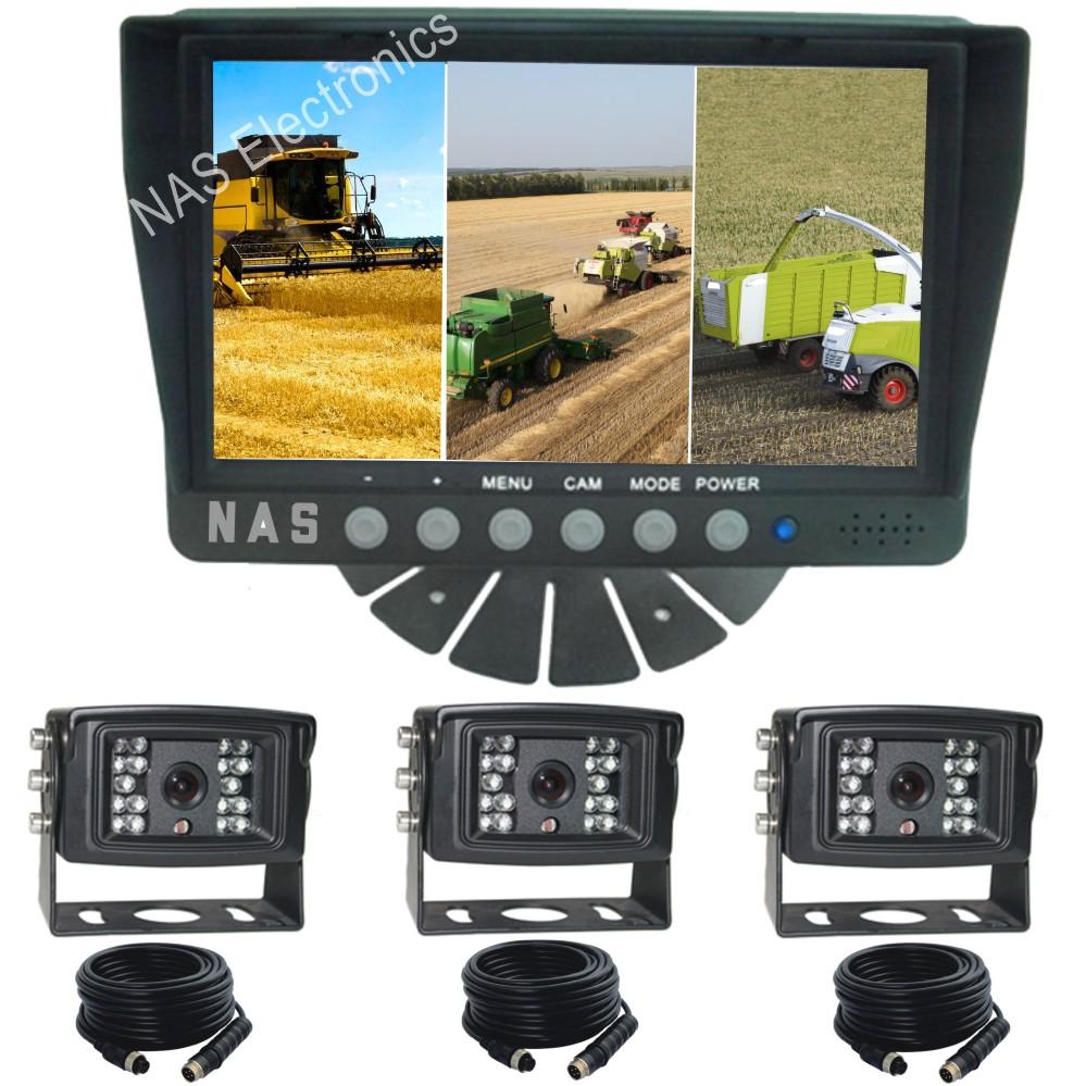 Farming Reversing Camera Kit