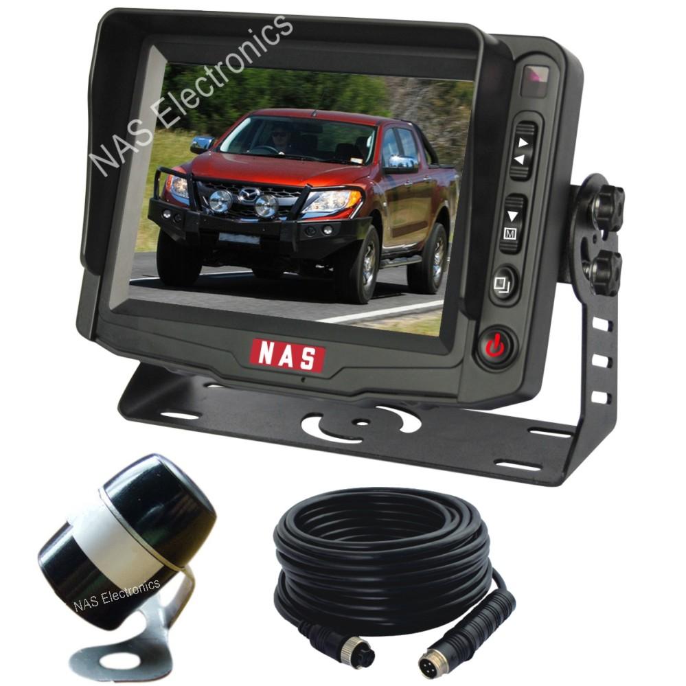 5inch Car Reversing Camera Monitor Kit