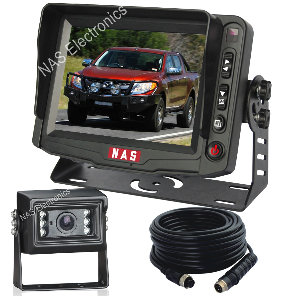 5inch Ute Reversing Camera Kit