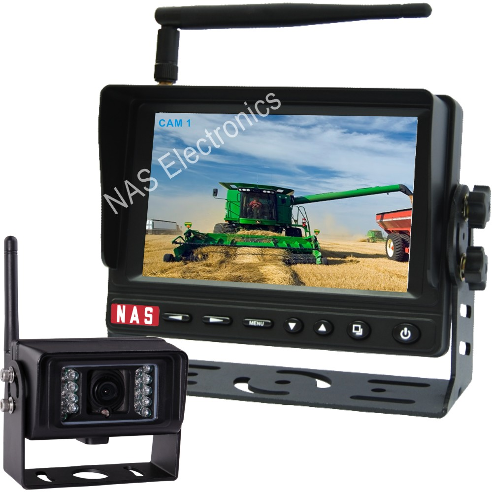 5inch Digital Wireless Rear View Camera Kit
