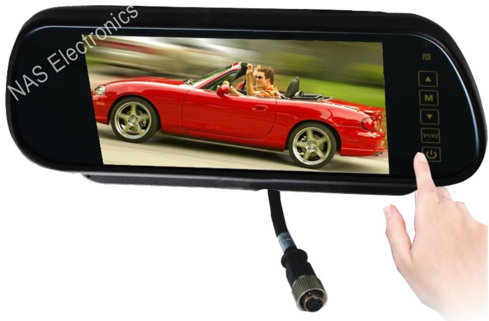 7inch Rear Vision Mirror Monitor