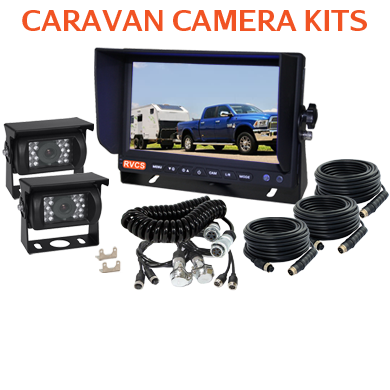 Caravan Backup Camera Kits with Susie Cable