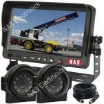 Crane Reversing Camera System