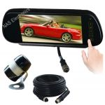 7inch Rear View Mirror Monitor Kit