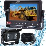 Bobcat Waterproof Monitor and Camera rearview system