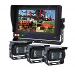 Farming Camera Kit Waterproof Monitor