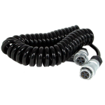 Four Meter Spring Curly Cable Only
