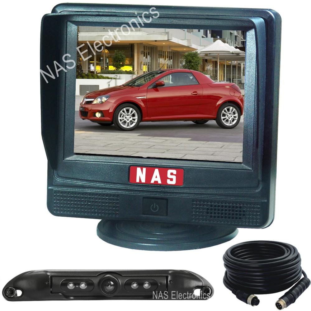 "3.5"" Car Reversing Monitor Camera Kit"