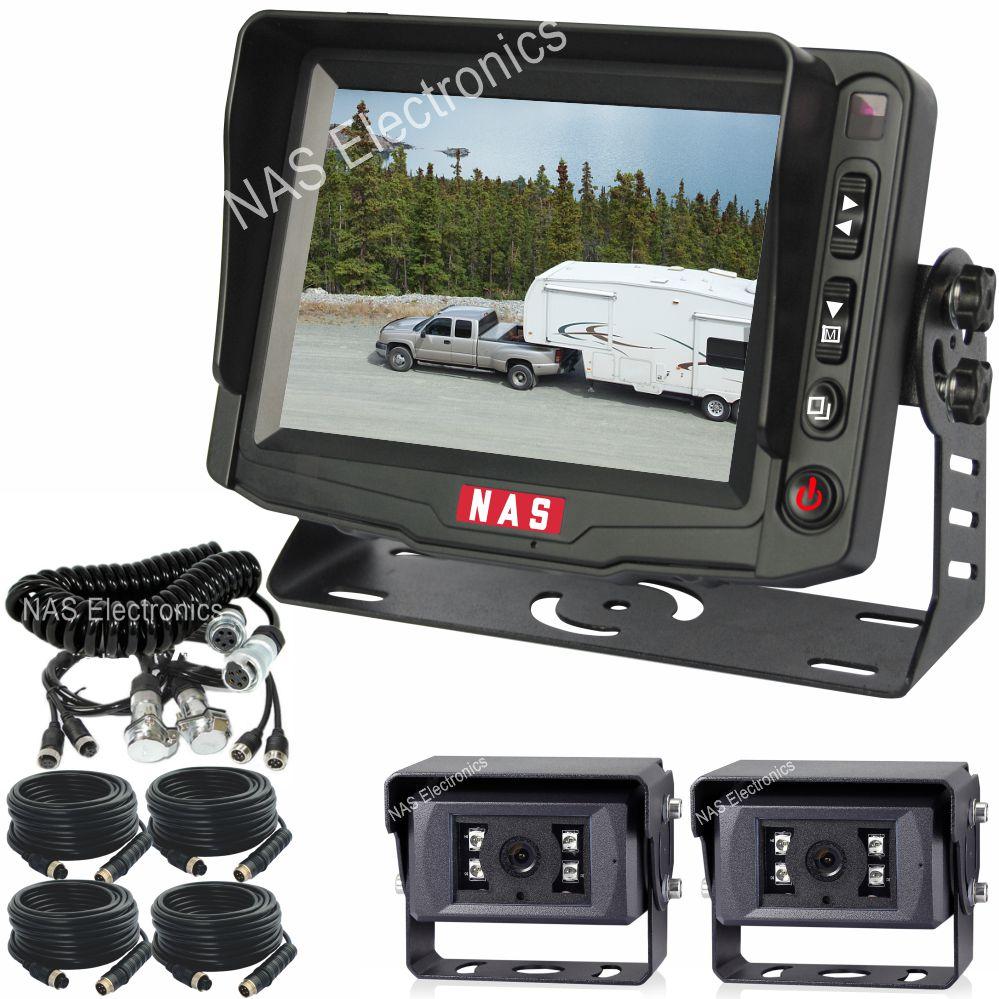 5inch caravan camera kit