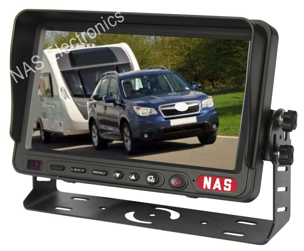 7inch caravan reversing monitor