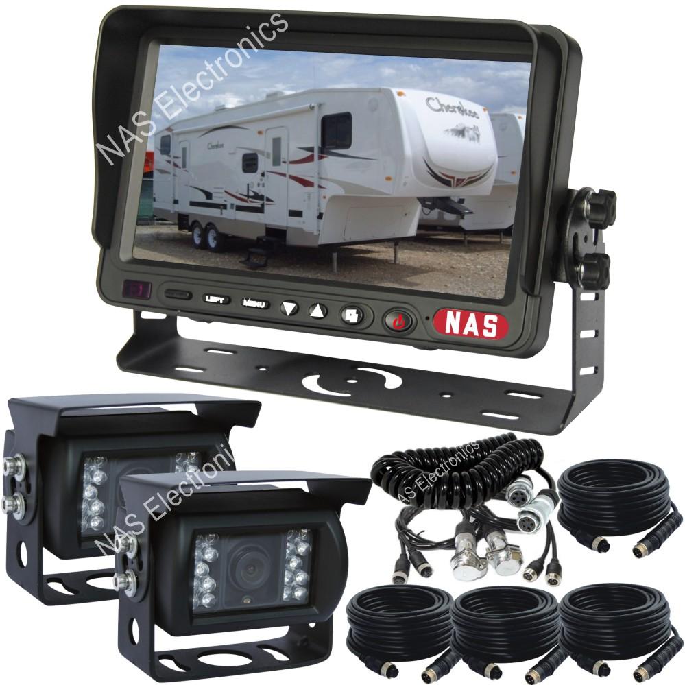 7inch Caravan Rear Vision System