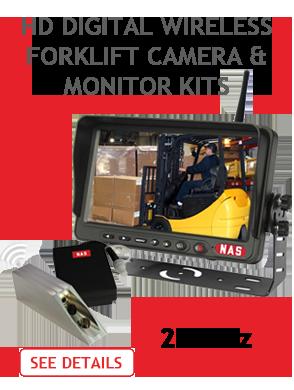 HD Forklift Digital Wireless kit