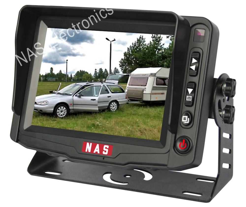 5inch Caravan reversing monitor
