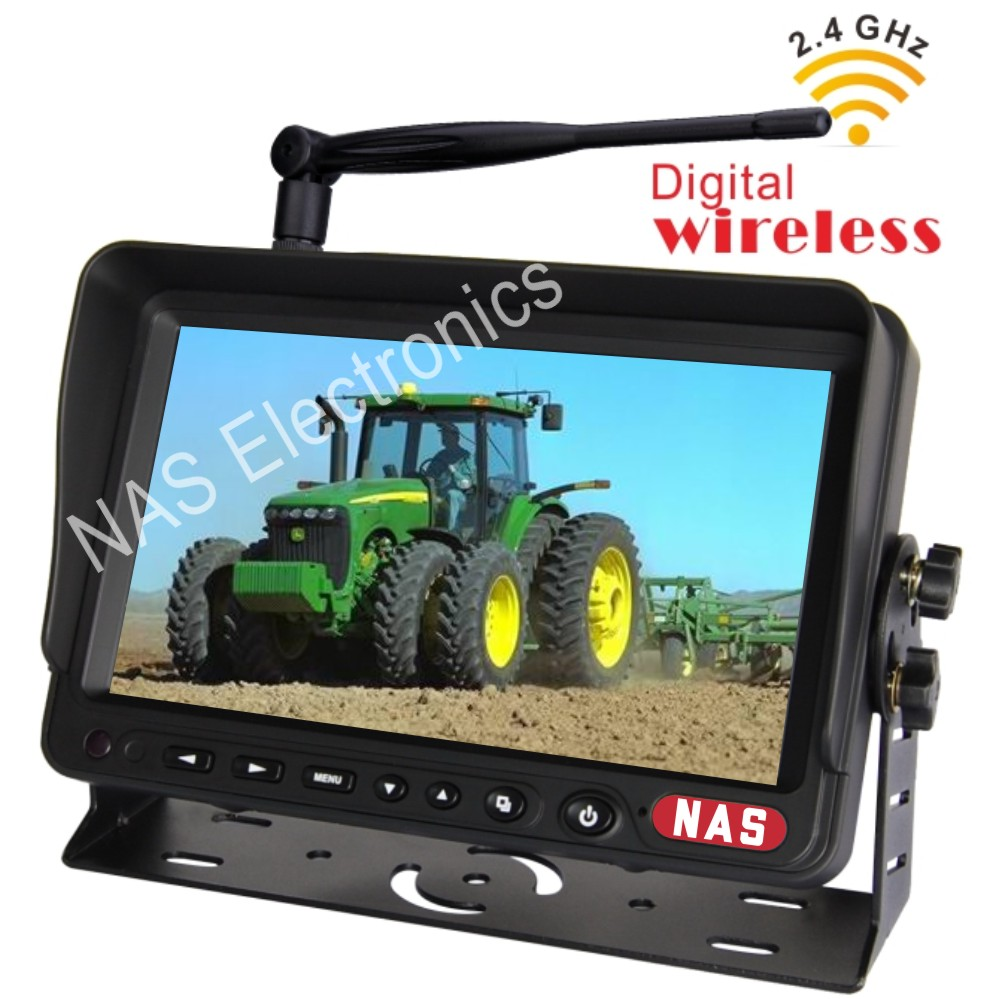 7inch Digital Wireless Monitor