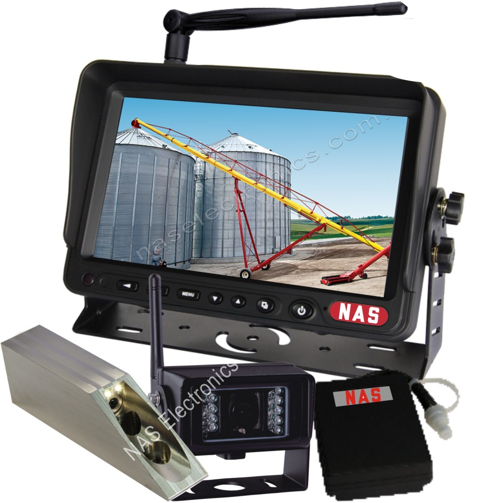 Digital Wireless Battery Powered Camera Kit