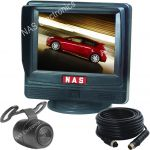 "3.5"" Car Reversing Monitor Camera Kit"