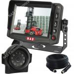 reversing camera for a forklift
