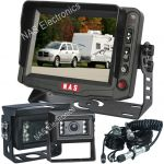 2 Camera Kit for Car & Carvavan