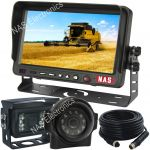 Reversing Cameras for Farm Machinery