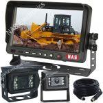 Bulldozer Rear-View Camera Kit