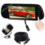 7inch Rear View Mirror Monitor Kit