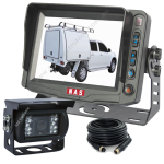 Car-Van-Ute Reversing Camera Kit