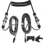 5 Plug Trailer Caravan Woza Hitch Up Cable