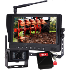 9inch Digital Wireless Monitor One Camera & Battery Pack