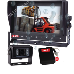 7inch Waterproof Monitor Digital Wireless One Camera & Battery Pack