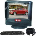 "3.5"" Car Rear View Camera Kit"