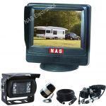 3.5inch Caravan Rear View Camera Kit