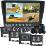 Farm View Range Quad 7inch Monitor Four cameras (MFVQ74*15)