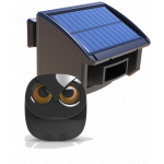 Driveway Alarm the Solar Sensors can be Positioned Around Your Home to Enhance Your Security.  (DW-RO89SSB500M)
