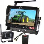 7inch 2.4G Digital Wireless Farming System