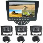 Farm View Range Quad 7inch Monitor Three cameras (MFVQ73*15)