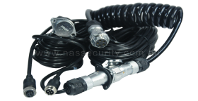 Small Trailer Plug Hitch up Cable