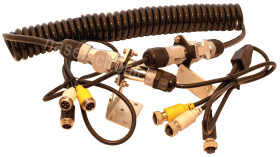 Three Camera Suzie Woza Cable Suitable to Install Three Cameras