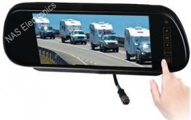 """7"""" Mirror Reversing Camera Monitor"""